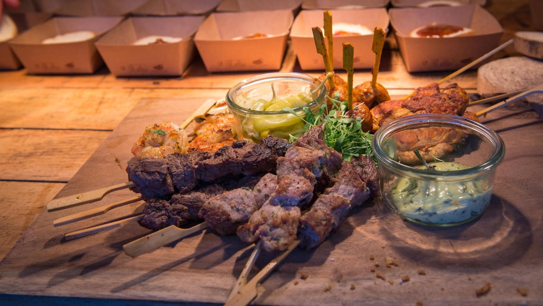 Park Ven souvlaki food bar Diepenbeek