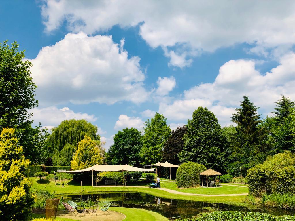 Park Ven natuur terras Diepenbeek